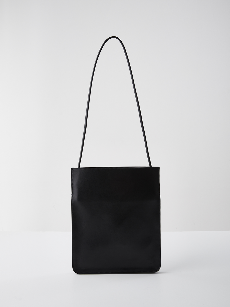 (REFURB) plain bag (black)